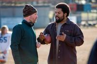 Director Fred Durst on the set of