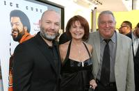 Director Fred Durst, Anita Durst and Bill Durst at the California premiere of