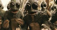 The Sleestak in