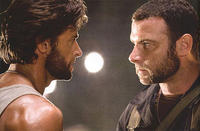 Hugh Jackman and Liev Schreiber in
