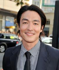 Daniel Henney at the California premiere of
