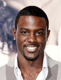 Actor Lance Gross at the L.A. premiere of