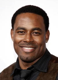 Actor Lamman Rucker at the L.A. premiere of