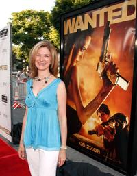 Executive Director Dawn Hudson at the California premiere of
