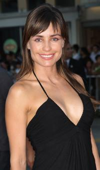 Marcela Mar at the California premiere of