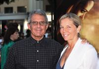 Universal Executive Ron Meyer and his wife Kelly Chapman at the California premiere of