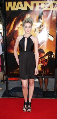 Kristen Hager at the California premiere of