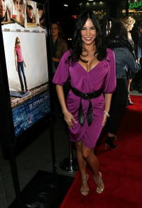 Actress Mayra Veronica at the Hollywood premiere of