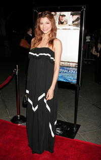 Actress Maya Hazen at the Hollywood premiere of