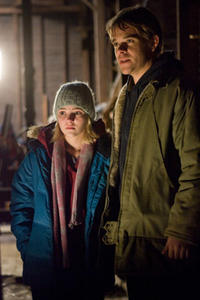 AnnaSophia Robb and Nick Stahl in