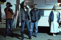 Joe Dinicol, Michelle Morgan, Shawn Roberts and Amy Lalonde in George A. Romero's