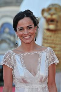 Alice Braga at the opening ceremony and premiere of