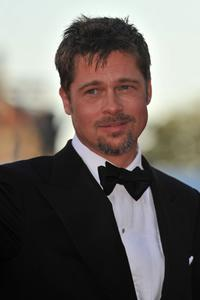 Brad Pitt at the opening ceremony and premiere of