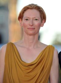 Tilda Swinton at the opening ceremony and premiere of