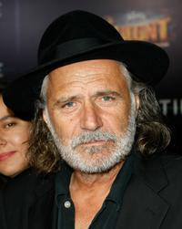 Rade Serbedzija at the California premiere of