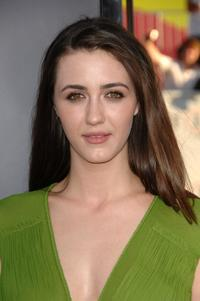 Madeline Zima at the world premiere of
