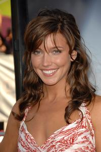 Katie Cassidy at the world premiere of