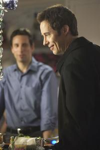 Ben Shenkman as Sam and Tom Cavanagh as Eric in