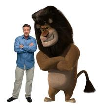 Alec Baldwin voices Makunga the lion in