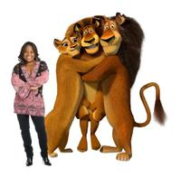 Sherri Shepherd voices Alex's Mom in