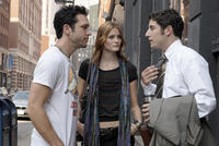 Dane Cook as Tank, Mini Anden as Lizzy and Jason Biggs as Dustin in