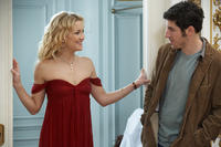 Kate Hudson as Alexis and Jason Biggs as Dustin in