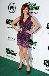 Sara Rue at the California premiere of