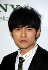 Jay Chou at the California premiere of