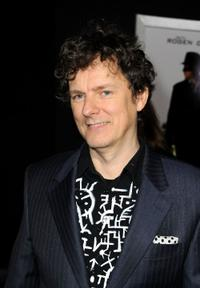 Director Michel Gondry at the California premiere of