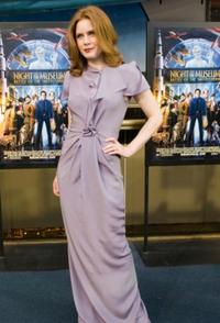 Amy Adams at the Washington premiere of