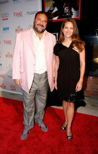 Producer Joel Silver and Susan Downey at the after party of the Canada premiere of