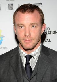 Director Guy Ritchie at the Canada premiere of