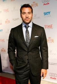 Jeremy Piven at the after party of the Canada premiere of