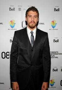 Toby Kebbell at the Canada premiere of