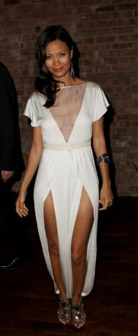 Thandie Newton at the after party of the UK premiere of