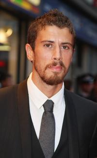 Toby Kebbell at the UK premiere of