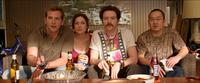 Bradley Cooper as Peter, Sasha Alexander as Lucy, Danny Masterson as Rooney and Aaron Takahashi as Lee in
