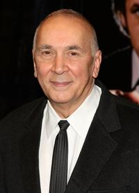 Frank Langella at the New York premiere of