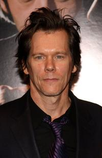 Kevin Bacon at the New York premiere of