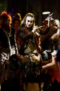 Terrance Zdunich as Graverobber in