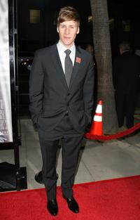 Dustin Lance Black at the California premiere of
