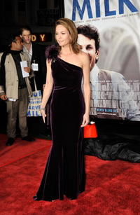 Diane Lane at the California premiere of