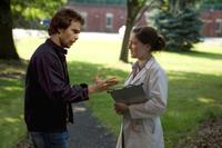 Sam Rockwell and Kelly Macdonald in
