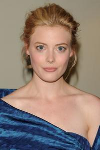Gillian Jacobs at the New York Screening of