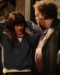 Nancy Wu as Chen Li and Mark Boone Jr. as Jacques Bruno in