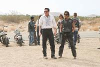 Michael Madsen and Larry Bishop in