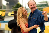 Maria Bello and William Hurt in