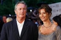 Bryan Brown and Rachel Ward at the Australia premiere of