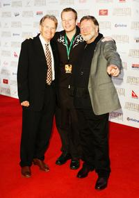 Jack Thompson and Guests at the Australia premiere of