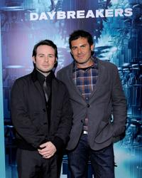 Sean Furst and Bryan Furst at the New York premiere of